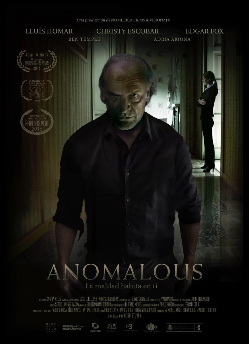 Descargar ANOMALOUS (2016) [BLURAY 720P X264 MKV][AC3 5.1 CASTELLANO][PCTFENIX.COM]  torrent gratis